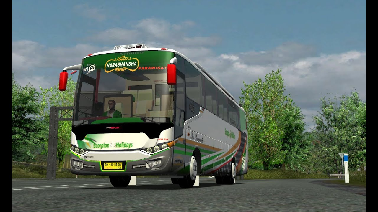 Download 18 Wheels of Steel Haulin  Mod Versi Indonesia