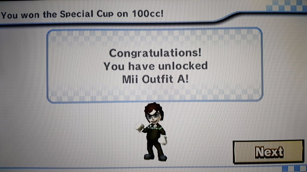 Mario Kart Wii How To Unlock All Characters Youtube