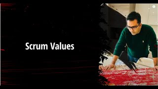 Scrum Values 2020 - Mohammed Rowther At Efficient Agile