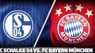 Watch bayern munich vs schalke 04 live streaming free online HD