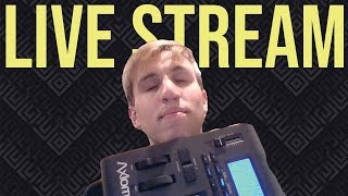 Working on beats and house music [Livestream]