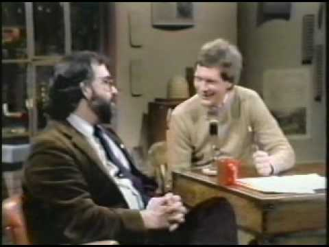 Francis Ford Coppola interview on Late Night (1982)