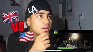 AMERICAN  REACTS TO UK RAP !?