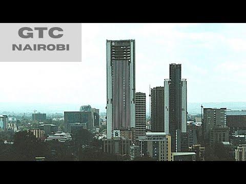 THE NAIROBI GLOBAL TRADE CENTER (GTC)