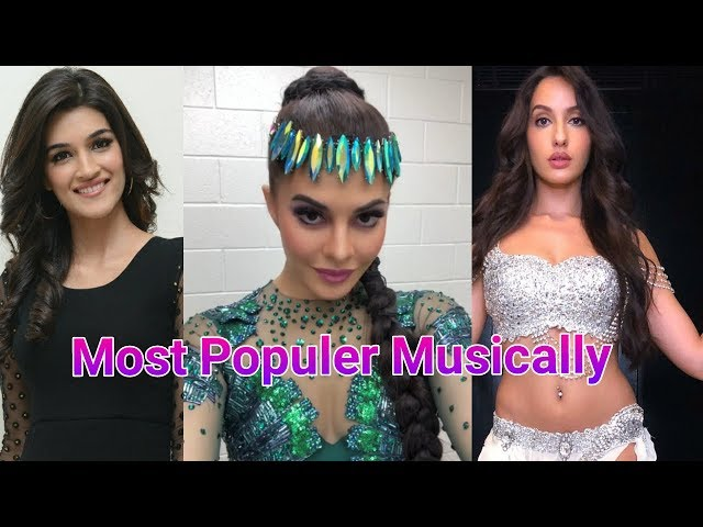 Dilber Dilber Actress Nora Fatehi | Jacqueline Farnandez | Kriti Sanon | Best musically.