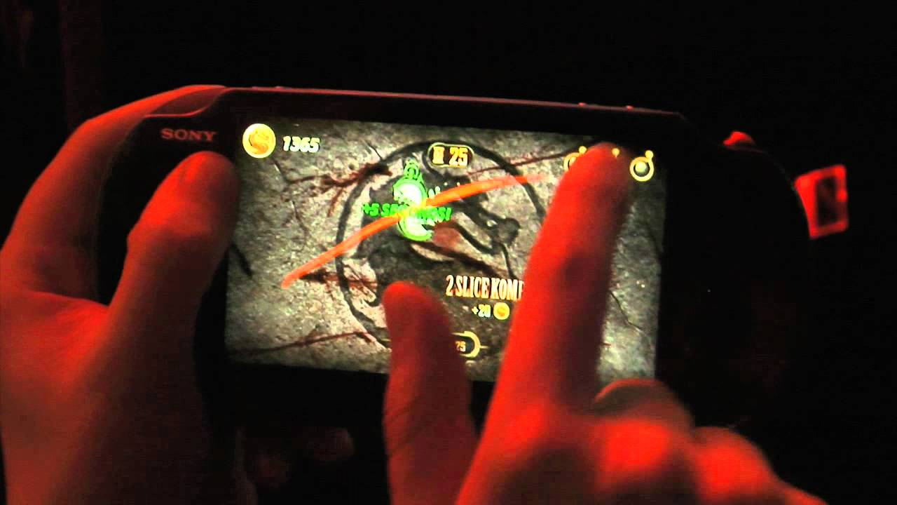Mortal Kombat Vita Launch Trailer - YouTube