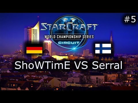 ShoWTimE VS Serral - PvZ - WCS Leipzig 2018 - FINAL Game 5 - polski komentarz