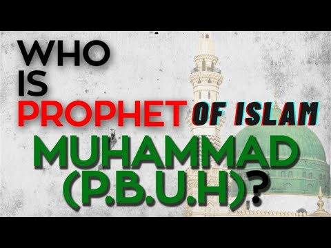 History  Biography of Muhammad The Prophet