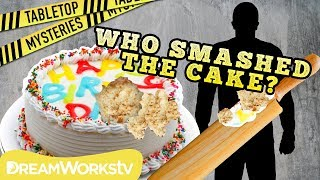 Who Killed This Cake? | TABLETOP MYSTERIES