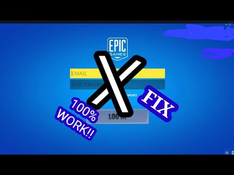 How To Fix Login Fail Fortnite Chapter 2