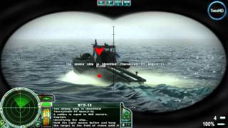 PT Boats - South Gambit HD gameplay