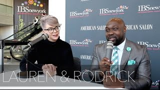 American Salon Magazine Interview W/ LAUREN MOSER & RODRICK SAMUELS