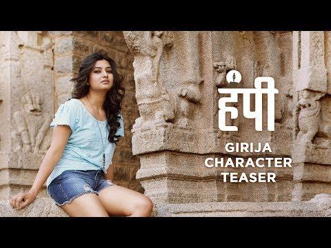 Hampi | Girija Character Teaser | Prajakta Mali