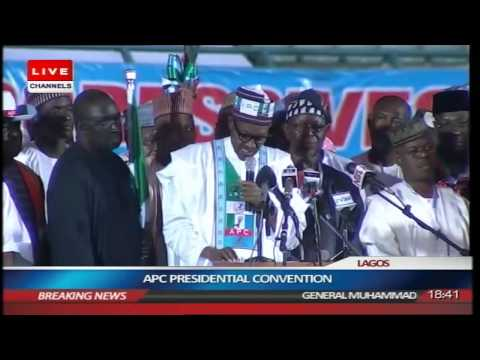 Current Administration Is Leading Nigeria To Calamity - Buhari