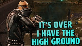 It's Over, I Have the High Ground [#38] - XCOM 2 War of the Chosen Modded Legend