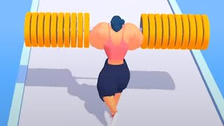 Weight Runner 3D Android And IOS Gameplay