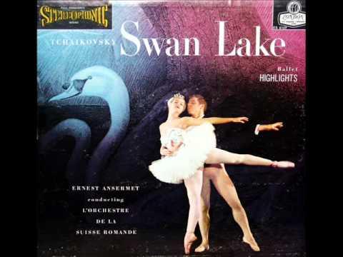 Tchaikovsky / Ernest Ansermet, 1958: Swan Lake - L'Orchestre De La Suisse Romande