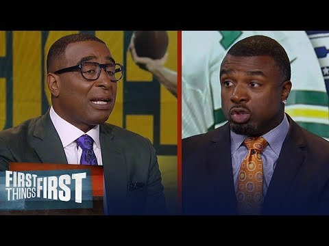 Cowboys have the edge in the Packers Week 5 matchup — Brian Westbrook | NFL | FIRST THINGS FIRST
