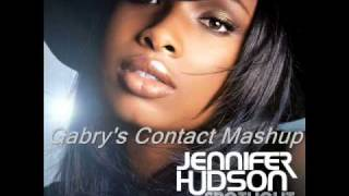 Jennifer Hudson vs. Deadmau5 - Spotlight 2010 (Gabry's Contact Mashup)