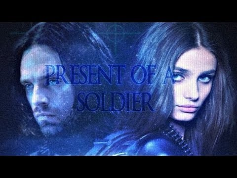 PRESENT OF A SOLDIER TRAILER