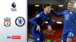 Tuchel triumphiert über Klopp | FC Liverpool - FC Chelsea 0:1 | Highlights - Premier League