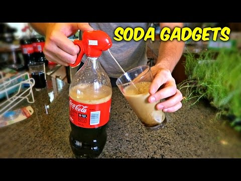 Thumbnail: 6 Soda Gadgets Put to the Test