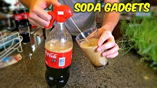 6 Soda Gadgets Put to the Test thumbnail