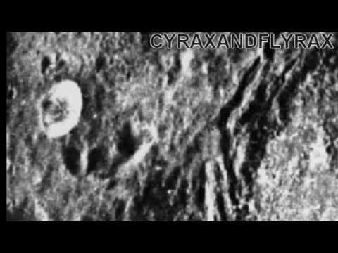 Alien structures on dark side of the moon.avi