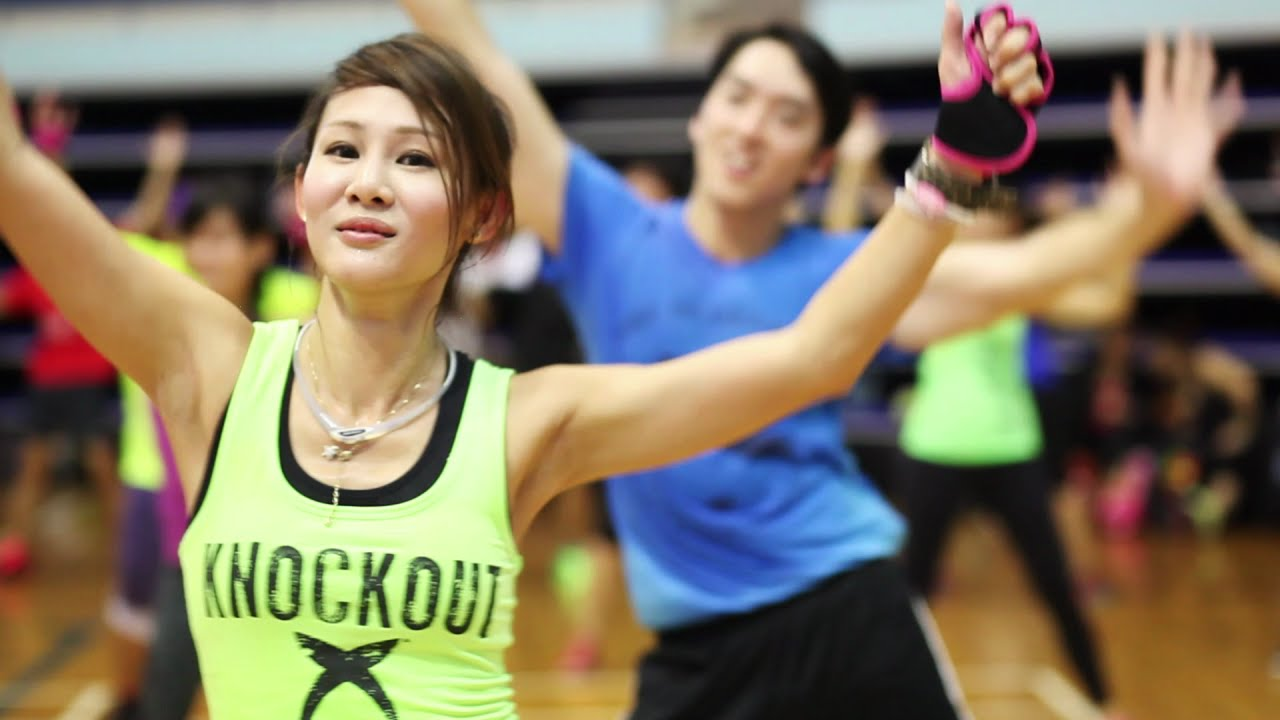 Singapores first in asia piloxing knockout masterclass with singapores first in asia piloxing knockout masterclass with viveca jensen activesg youtube 1betcityfo Images
