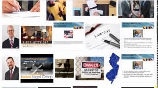 New Jersey Asbestos Lawyers  Mesothelioma Attorneys