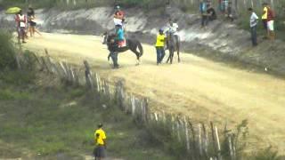 Corrida de Cavalos em Boa Nova-Ba 14/06/2015 (Cav, de  Anderson-Gaya) X (Égua de Nal-Bundão)