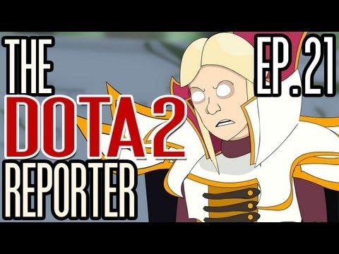 The DOTA 2 Reporter Episode 21: More Idiots (Season 2 Premiere)