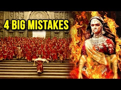 4 BIG MISTAKES In Padmaavat, Sucess is Equal To Sunny Leone