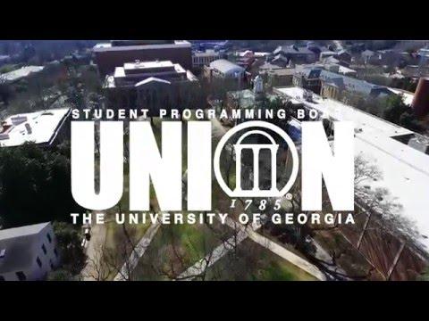 2016 University Union Concert Announcement