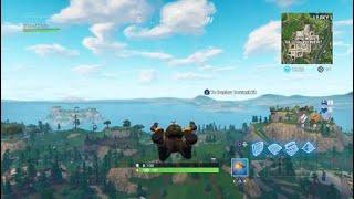 Fortnite Playground mode win