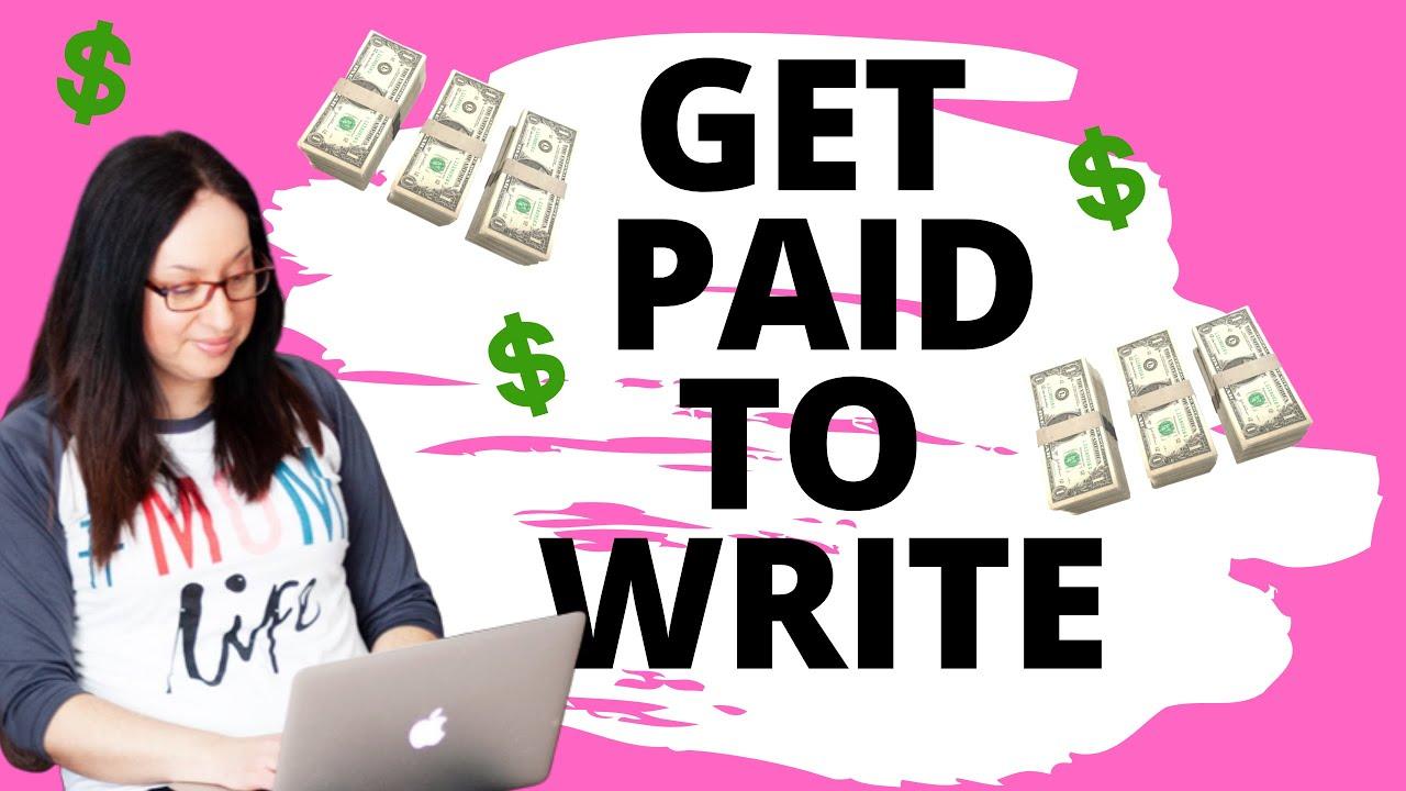 Get Paid to Write: 17 Steps to More Money - Elna Cain