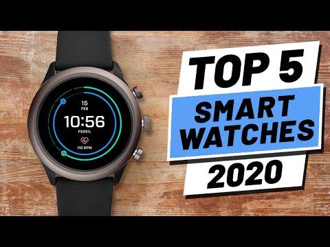 Top 5 BEST Smartwatches Of [2020]