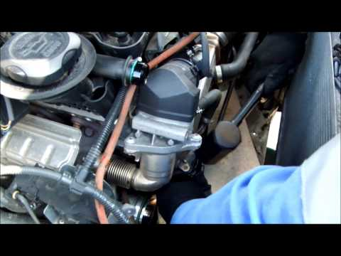 How to Replace BMW 120d E87 Water Pump on N47 Engine
