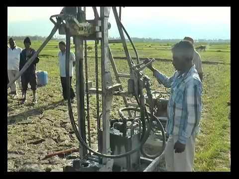OIL EXPLORATION WORK UNDERWAY IN MANIPUR