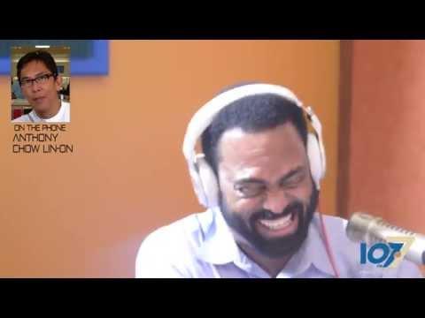 1077 Interview  Broadcast Pioneer Rennie B talks about Radio Pt 2