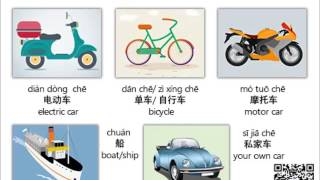 Planes, Trains & Automobiles: Ask for Directions in Chinese!