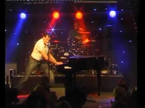Chris Watson the rock'n roll man