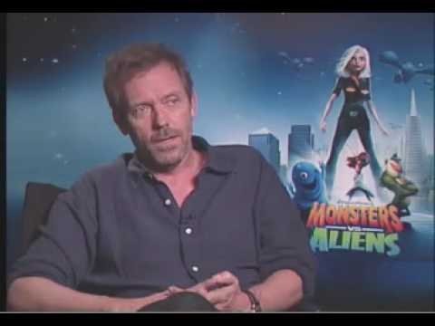 Interview with Hugh Laurie