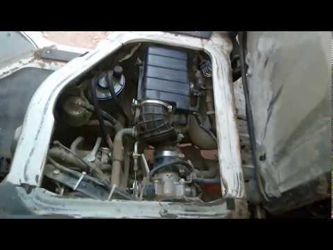 Change air filter in Maruti Suzuki Eco