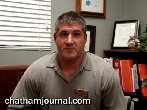 Eric Andrews of Realty World Carolina Properties talks about Chapel Ridge real estate auction