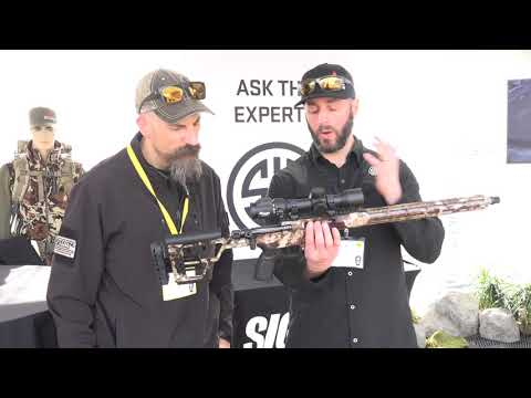 New For 2020: SIG Sauer Cross Rifle