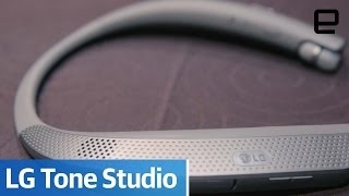 LG Tone Studio: Hands-on