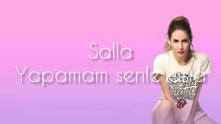 Aynur Aydın - Salla (Şarkı Sözleri/Lyrics)