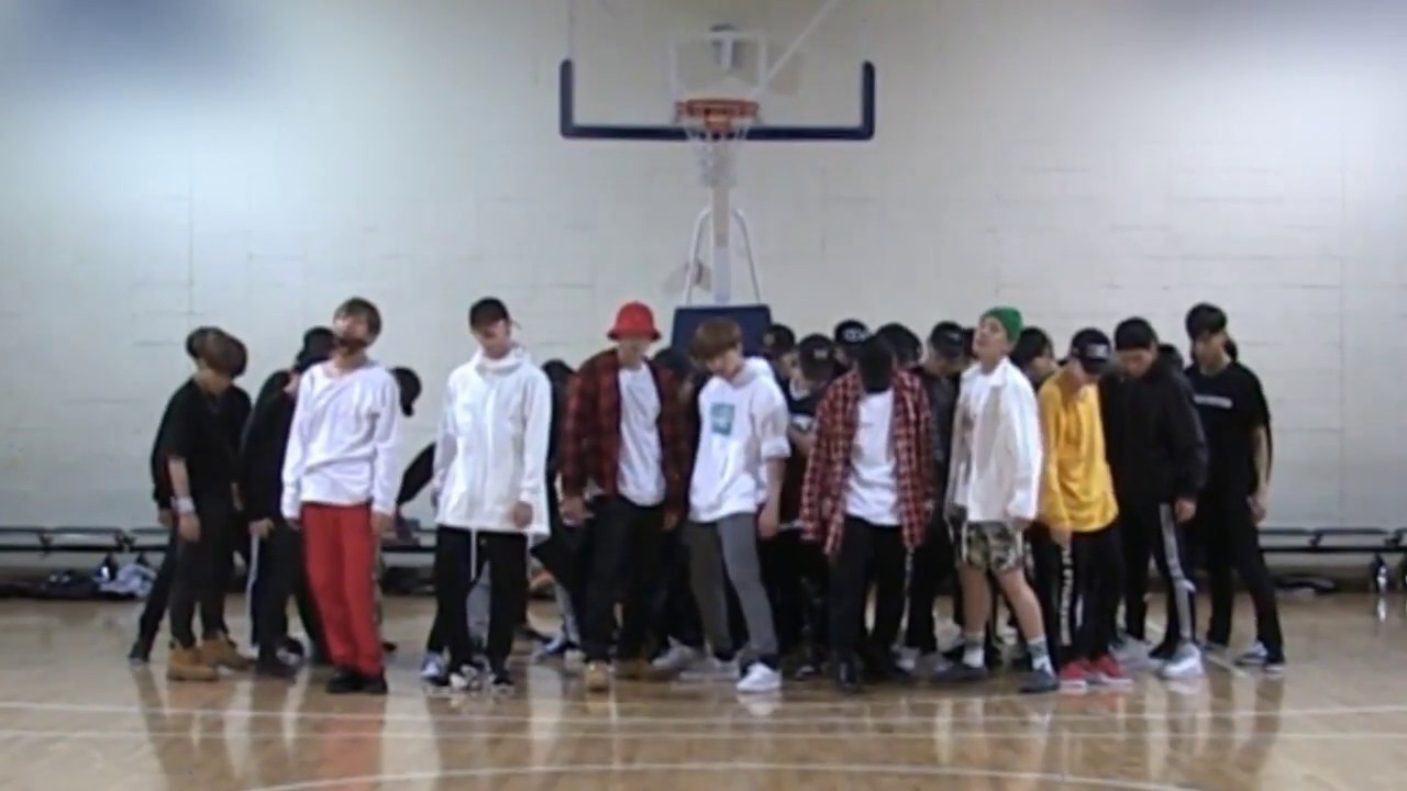 Bts Not Today Mirrored Dance Practice Youtube