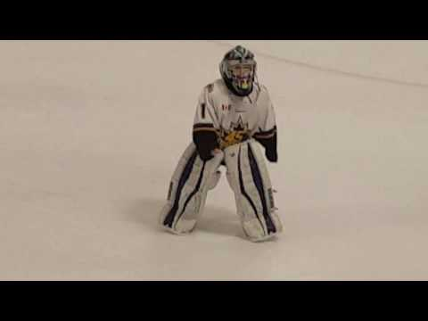 8 year old dancing goalie